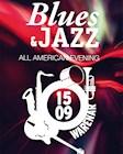 Blues & Jazz American Evening