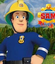 Brandweerman Sam Live! | 2+