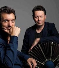 Carel Kraayenhof en  Juan Pablo Dobal