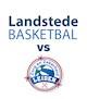 Landstede Basketbal - ZZ Leiden